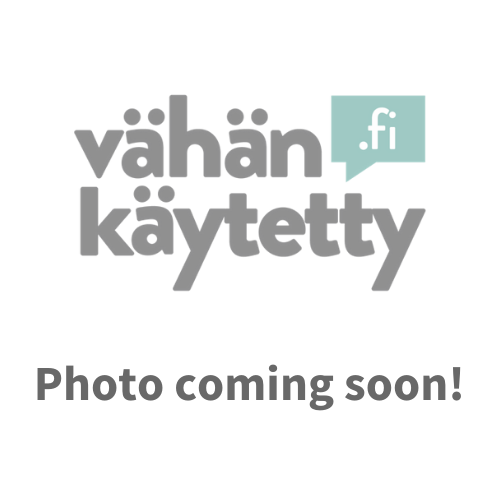 black sheathe dress with long lace sleeves - Juicy Couture - Size M