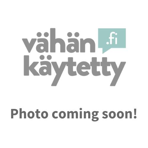 Violet flower patterned velvet cap - Fixoni - Size 50